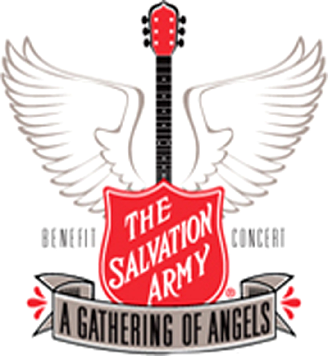 A gathering of angels in support of the salvation army nashville nashvilles salvation army biocorpaavc Choice Image